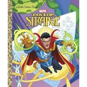Doctor Strange Little Golden Book (Marvel: Doctor Strange), Hardcover/Arie Kaplan