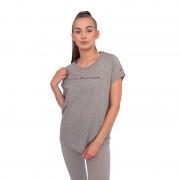 Tommy Hilfiger Dámské tričko Tommy Hilfiger šedé (UW0UW01618 004) XS