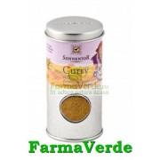 Condiment Solnita Curry Dulce Bio 45Gr Sonnentor