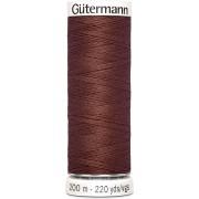Gütermann Naaigaren - Bruin - Nr 478 - 200 meter