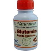 L Glutamina 100 capsulas 1000mg