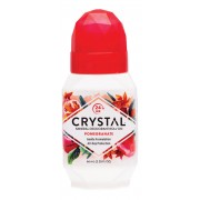 Mineral Deodorant Roll-On - Pomegranate 66ml