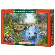 Selecta Black Swans Andres Orpinas - Puzzel (1500)