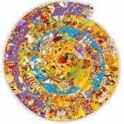 Puzzle observatie - Evolutia, 350 piese