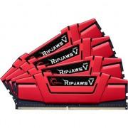 Memorie RAM G.Skill Ripjaws V DDR4 4x8GB 2800MHz CL15 (F4-2800C15Q-32GVRB)