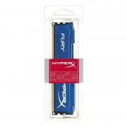 Kingston Pamięć RAM Kingston HyperX FURY DDR3 4GB 1600 MHz CL10 Niebieski - HX316C10F/4