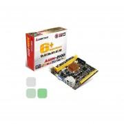 Motherboard Biostar A68N-2100 C Audio Video Red USB 3.0 DDR3 800 1066 1333 1600 Mhz Mini Itx +C+