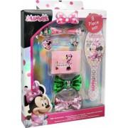 Disney Mimmi Pigg smycken och hårset, 8 delar
