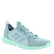 Adidas Terrex Agravic Speed Zapatillas Deportivas para Mujer, Ash Grey/Ash Grey/Clear Mint, 11 M US