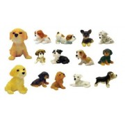 Adopt a Puppy Figures - Series 1 & Series 2 * Complete Set of 28 Collectible Puppies