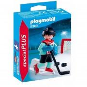 Playmobil Special Plus - Jugador De Hockey S/ Hielo - 5383