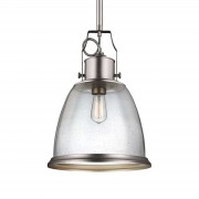 Industrial style hanging light Hobson large