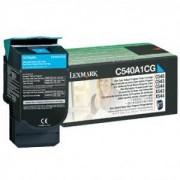 Тонер касета за C540,C543,C544,X543,X544 Cyan Toner Cartridge 1 000 page - C540A1CG