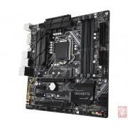 Gigabyte Z370M D3H, Intel Z370, VGA by CPU, 2xPCI-Ex16, 4xDDR4, 2xM.2, DVI/HDMI/USB3.1/USB Type-C, mATX (Socket 1151)