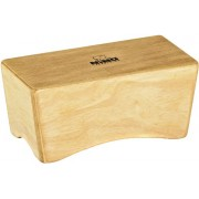 Nino Percussion NINO31 Bongo Cajon Natural Finish
