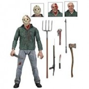 Figurina Jason Friday The 13Th: Part 3 7 Inch Scale Action Figure