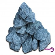 vidaXL Kamen za peći u sauni 15 kg