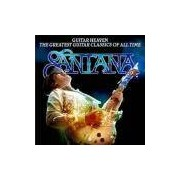 Santana guitar Heaven The Greatest Guitar Classics Of All Time - Cd Rock
