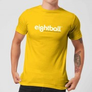 Ei8htball Northern Quarter Men's T-Shirt - Yellow - S - Yellow