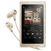 MP3 плеер Sony NW-A45HN, золотой