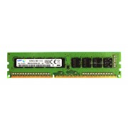 Memory RAM 1x 8GB Samsung ECC UNBUFFERED DDR3 1600MHz PC3-12800 UDIMM | M391B1G73EB0-YK0