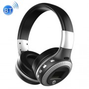 Zealot B19 Folding Headband Bluetooth Stereo Music Headset with Display & Handsfree Call Function for iPhone / Samsung / LG / HTC / Nokia / Blackberry Mobile Phone(Silver)