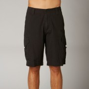 pantaloni scurți bărbați VULPE - Slambozo încărcătură - NEGRU