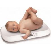 Cantar pentru bebelusi Laica Bodyform PS3007 20 kg Diviziune 5 g Alb