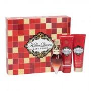 Katy Perry Killer Queen darovni set parfemska voda 30 ml + gel za tuširanje 75 ml + losion za tijelo 75 ml za žene