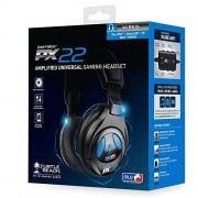 Turtle Beach, Ear Force PX22 Audifonos para consola, Color Negro (PS3, PS4, Xbox 360) Standard Edition