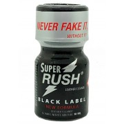 SUPER RUSH BLACK small (10ml)