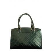 Ambrosine Green Lux dámská kabelka tmavě zelená