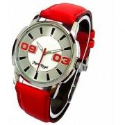 Mark Regal Red Analog Wrist Watch For Men