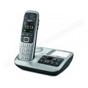 SIEMENS GIGASET Téléphone sans fil E560A silver