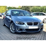 Paraurti anteriore TUNING BMW Serie 3 E92 E93 Coupè Cabriolet restyling 2010-2015, look M-Sport, no sensori per lavafari