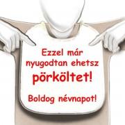 Pártedli / Névnap