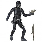 Star Wars The Black Series Rogue One Imperial Death Trooper, Black