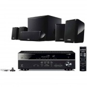 Yamaha Yht-4950 Sistema Audio Home Cinema 5.1 4k Bluetooth 115w Colore Nero