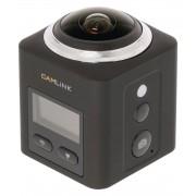 Camlink Full HD Action Cam 360 2K Wi-Fi / Microfoon Zwart