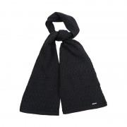 Kama Fashion&Function Kama merinowol Sjaal zwart S13