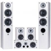 WILSON Zestaw głośników WILSON Raptor 5/Mini/Vokal Biały