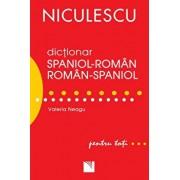 Dictionar roman-spaniol/spaniol-roman pentru toti (50.000 de cuvinte si expresii)/Valeria Neagu