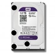 """HDD 3.5"""", 1000GB, WD Purple AV, 64MB Cache, SATA3 (WD10PURX)"""