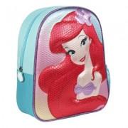 Disney Den Lilla Sjöjungfrun Ariel 3D Ryggsäck