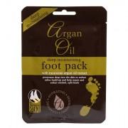 Xpel Argan Oil Deep Moisturising Foot Pack maschera idratante per i piedi 1 pz Donna