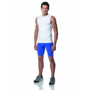 Lupo Compression A Muscle Top T Shirt White 70030-1