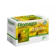 Aboca Integratori Linea Controllo Peso Fitomagra Drena Plus Tisana 20 Filtri