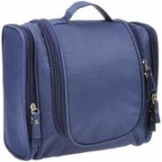 ONLINE STORE Travel Toiletry Bag Large Capacity cosmetic organizer Multi-functional Hanging Wash Bag Travel Toiletry Kit Travel Toiletry Kit(Blue)