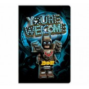 LEGO MOVIE 2, Agenda Batman