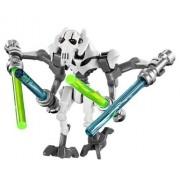 Lego Star Wars - General Grievous White Minifigure 2014
